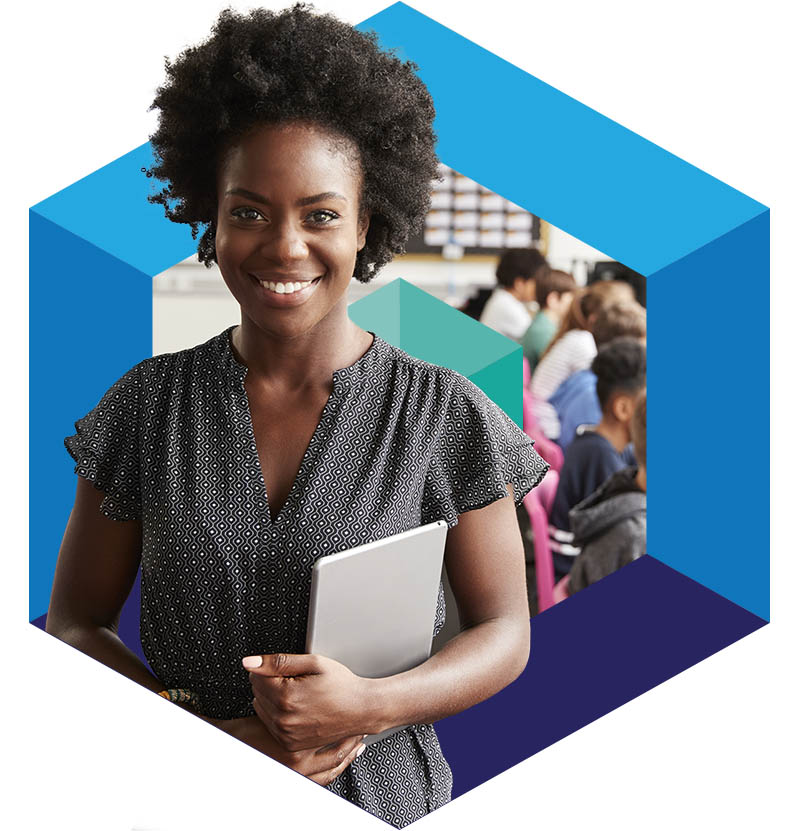 Proability - We work closely with the education sector to support teachers and staff